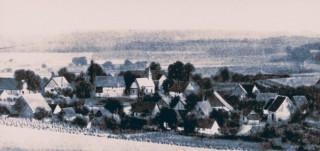 Historisches Foto Erwitzen